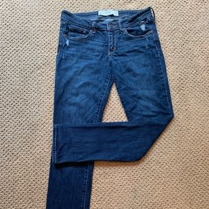 Classic Abercrombie & Fitch Blue Jeans